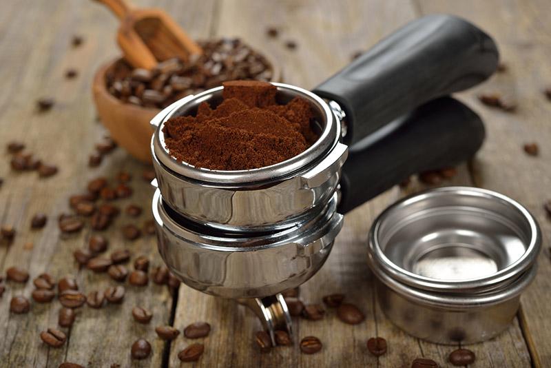 Den richtigen Mahlgrad für Kaffee finden