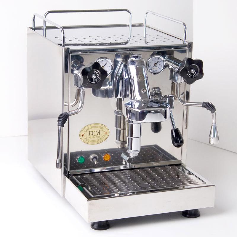Pumpengeräte – perfekter Kaffee, bequem zubereitet.