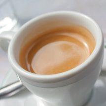 Kaffee hat zu wenig Crema
