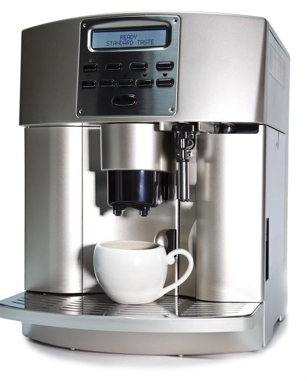 Kaffeevollautomaten – Die vollautomatische Zubereitung