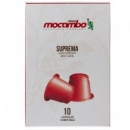 Mocambo Suprema Kapseln Nespresso-System 10er-Pack