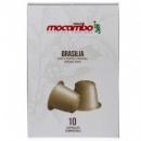 Mocambo Brasilia Kapseln Nespresso-System 10er-Pack