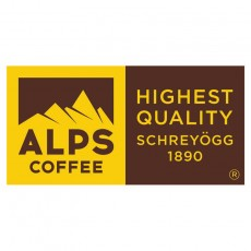 Alps Coffee (Schreyögg ) Fair Trade Espresso Aurum 1000g Bohnen