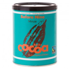 Becks COCOA Trinkschokolade Before Nine 250g