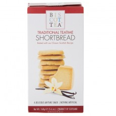 Biscottea Shortbread Traditional Teatime 160g