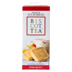 Biscottea Shortbread Traditional 160g