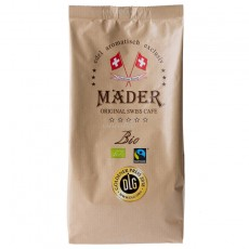 Mäder BIO Fairtrade Cafe 100% Arabica 500g Bohnen