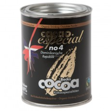 Becks COCOA BIO Kakao especial no4 Dominik. Republik 60% 250g