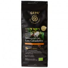 Gepa BIO Café Los Catadores Red Honey 250g Bohnen