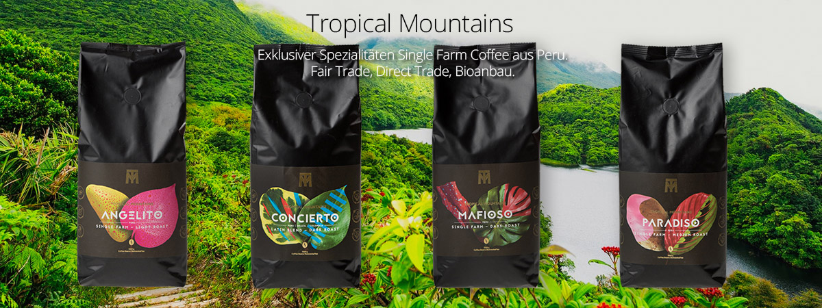 Tropical Mountains Kaffee & Espresso